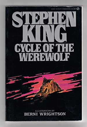 Cycle of the Werewolf [Stephen King Signed]: King, Stephen