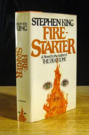 Firestarter: A Novel [Signed]: King, Stephen