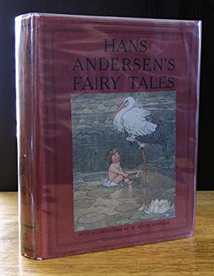Hans Andersen's Fairy Tales with Illustrations by: Andersen, Hans Christian