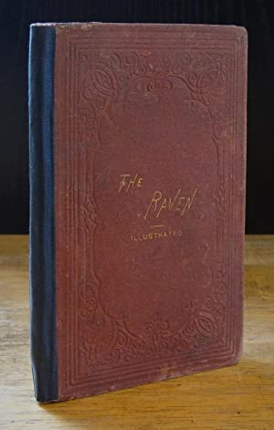 The Raven, Illustrated with Biographical Sketch of: Poe, Edgar Allan