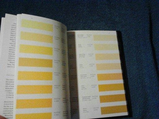 The Pantone Book of Color: Over 1000 Color Standards : Color Basics ...