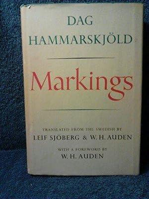 Markings: Dag Hammarskjold Translated