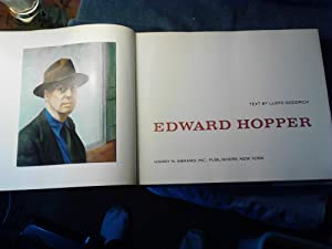 Edward Hopper: Lloyd Goodrich