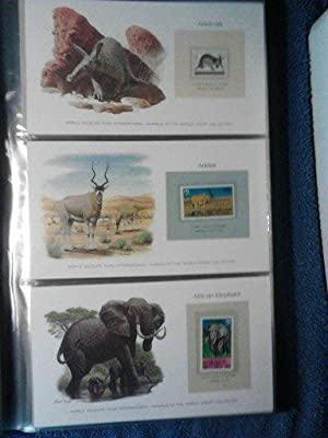 The World Wildlife Fund Animals of the World Stamp Collection 1980: WWF