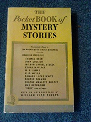 The Pocket Book of Mystery Stories: Various Authors. Edited