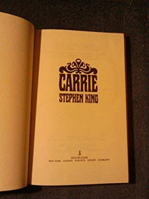 The Stephen King Library: Carrie: Stephen King