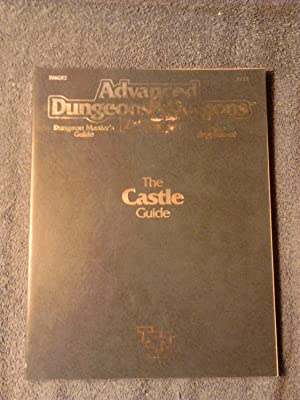 Official Advanced Dungeons & Dragons:Dungeon Master's Guide: Grant Boucher