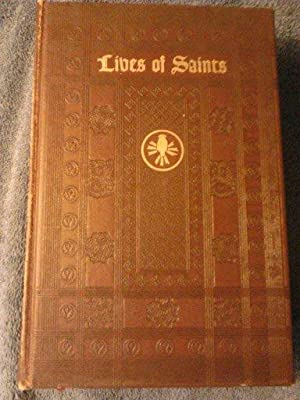 Lives of Saints with Excerpts from their: Father Joseph Vann