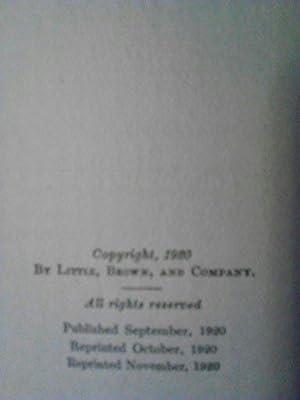 The Devil's Paw: E. Phillips Oppenheim