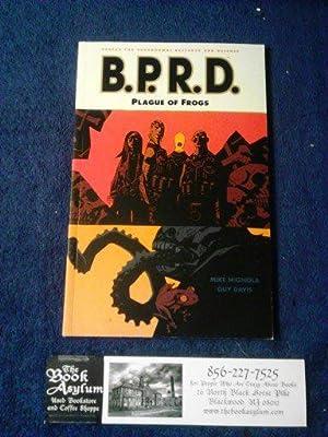B.P.R.D. Volume 3: Plague of Frogs: Mike Mignola