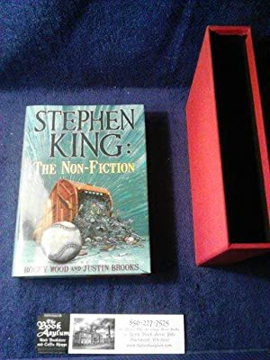 Stephen King: The Non-Fiction