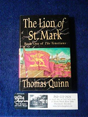 The Lion of St. Mark (The Venetians, Book 1)