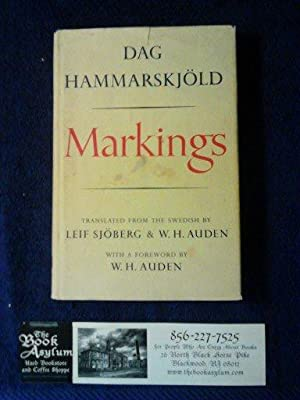 Markings: Dag Hammarskjold. Traslated