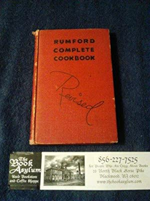 The Revised Rumford Complete Cook Book
