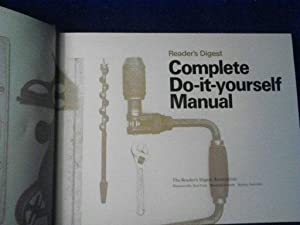 Readers digest complete do it yourself manual first edition abebooks solutioingenieria Gallery