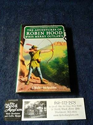 Adventures Of Robin Hood & His Merry Outlaws (Greenwich House Classics Library)
