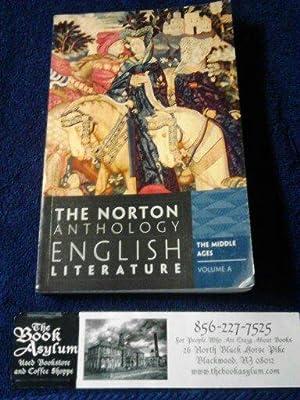 The Norton Anthology of English Literature Vol: Alfred David
