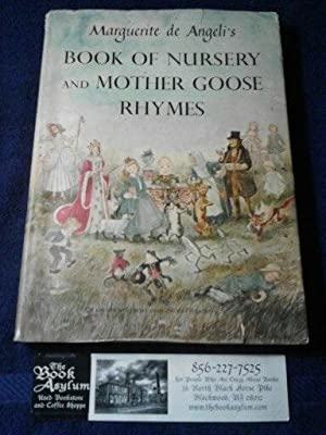 Book of Nursery and Mother Goose Rhymes
