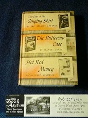The Detective Book Club- The Case of the Singing Skirt; The Buttercup Case; Hot Red Money