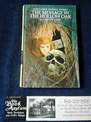 Nancy Drew Mystery Stories: The Message in the Hallow Oak