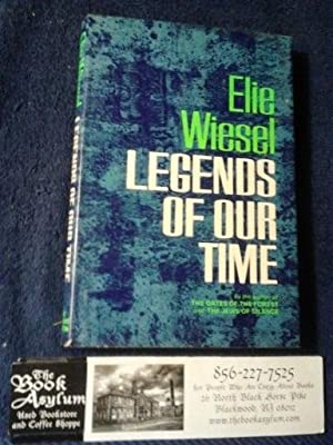 Legends of our Time: Elie Wiesel