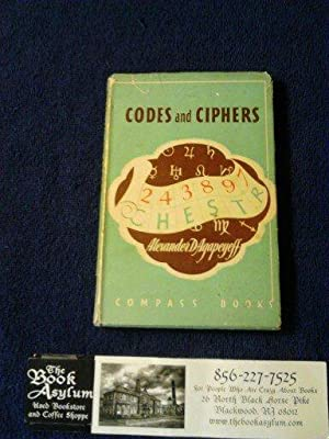 Codes and Ciphers: Alexander d'Agapeyeff
