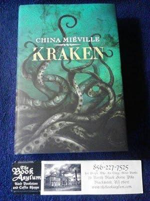 Kraken: China Mieville