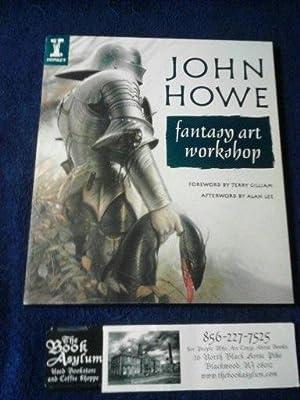 John Howe Fantasy Art Workshop: Howe, John