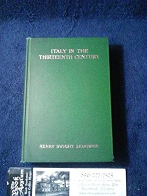 Italy in the Thirteenth Century volumes 1 & 2(set)