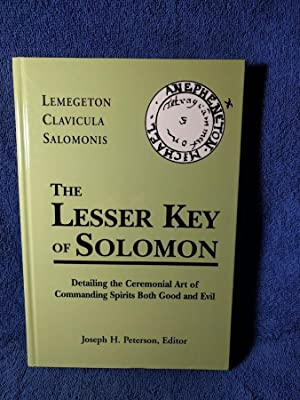 lesser key of solomon peterson pdf