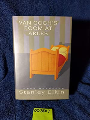 Van Gogh's Room at Arles: Three Novellas