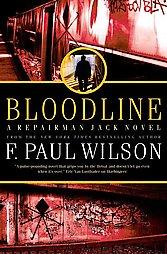 Bloodline: A Repairman Jack Novel Library Edition