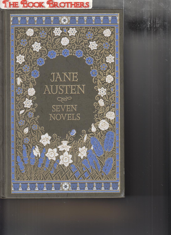 Jane Austen: Seven Novels (Barnes & Noble Leatherbound Classic Collection) - Jane Austen