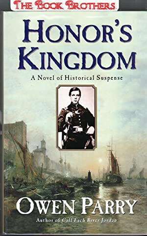 Honor's Kingdom (SIGNED): Parry, Owen