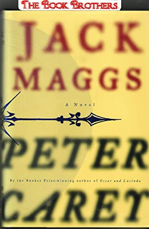 Jack Maggs (SIGNED): Carey, Peter