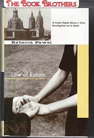 Law of Return (SIGNED): Pawel, Rebecca