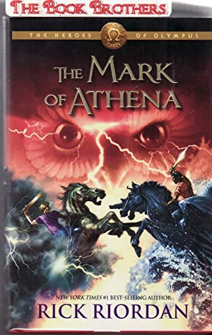 The Mark of Athena;The Heroes of Olympus,Book Three (Limited,Numbered Edition/Slipcase): ...