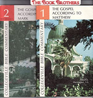 Collegeville Bible Commentary Series : New Testament (Series of 11 Volumes)