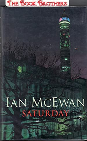 Saturday (SIGNED): McEwan, Ian