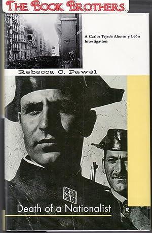 Death of a Nationalist (SIGNED): Pawel, Rebecca