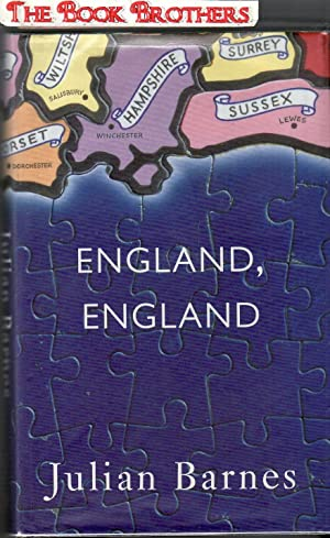 England, England (SIGNED): Barnes, Julian