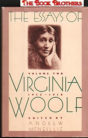 Essays of Virginia Woolf: 1912-1918: Woolf, Virginia;McNeillie, Andrew