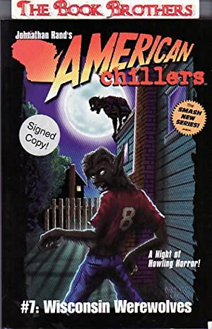 American Chillers;Wisconsin Werewolves #7: Johnathan Rand