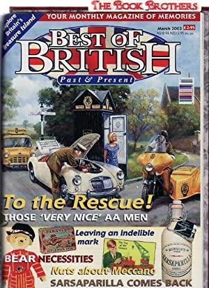 Best of British:Past & Present: Ian Beacham:Editor