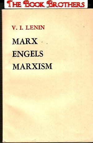 Marx Engels Marxism: V.I.Lenin