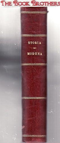 Storia di Modena e dei Paesi Circostanti,Dall' Origine Sino Al 1860: Compilazione Di, A.N.