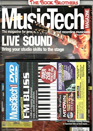 MusicTech Magazine (Issue 41,August 2006) Includes an Unopened DVD-ROM in a plastic hard case.: ...