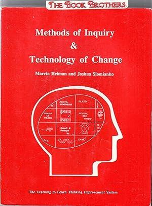 Methods of Inquiry & Technology of Change: Heiman,Marcia;Slomianko,Joshua