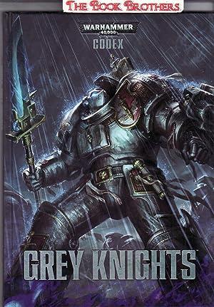 Warhammer 40K Grey Knights Codex (The Warriors of Titan): Games Workshop
