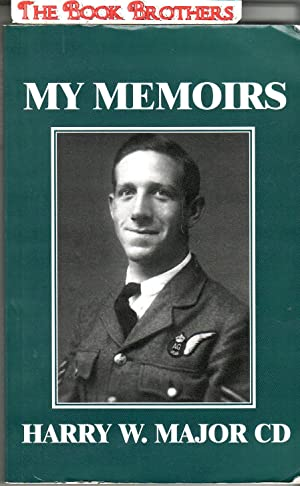 My Memoirs: Major,Harry W. CD (SIGNED)